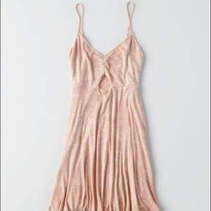NWT American Eagle Cutout Camisole Dress